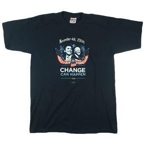Other - 2008 Barack Obama Joe Biden Campaign Change Shirt